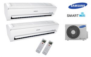 Installazione climatizzatori Colle Salario